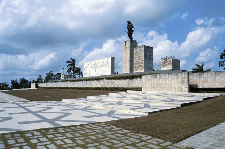 Monument Che Guevarra