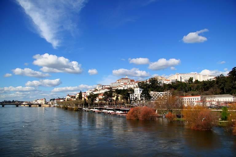 Coimbra Rivier