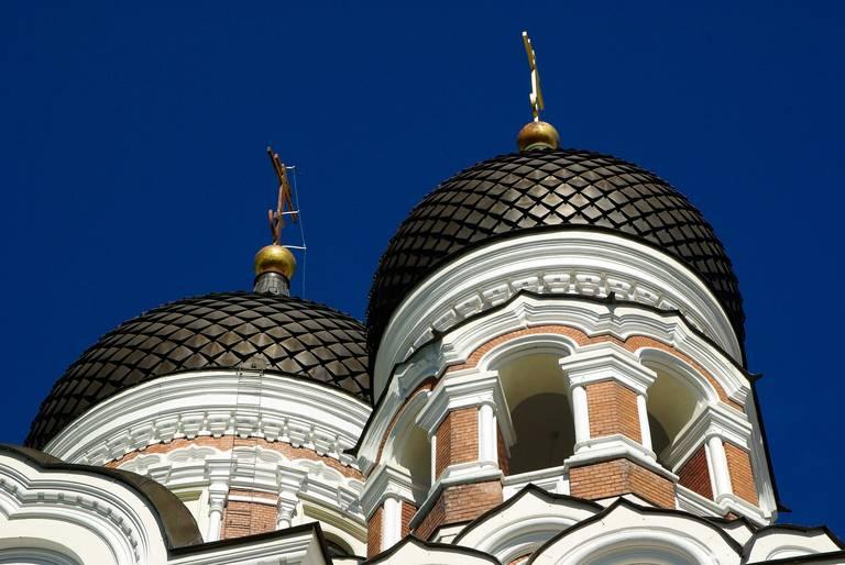 Alexander Nevski kathedraal, Tallinn