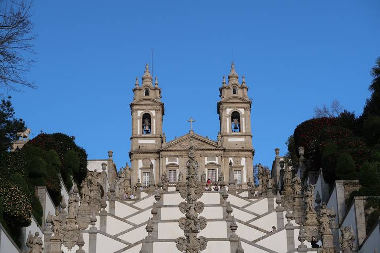 Basto kerk in Braga