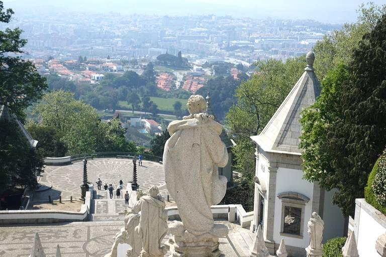 Uitzicht Braga